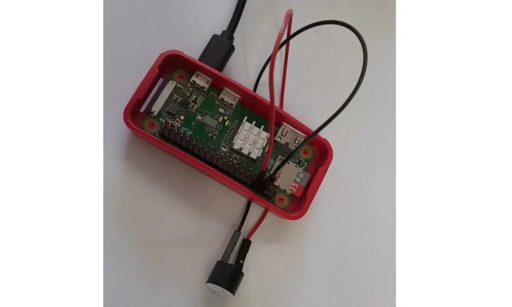 Raspberry pi Active Buzzer featured image