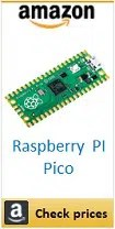 Amazon Raspberry Pi Pico box