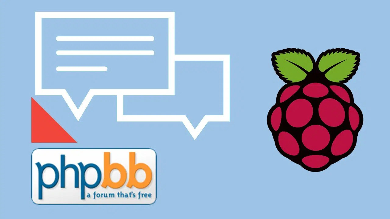 raspberry pi phpBB featured image