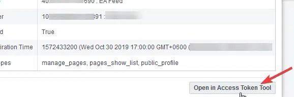 Facebook Developer API registration - 08