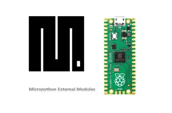 micropython pico external modules featured image