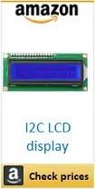 Amazon i2c LCD box