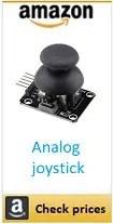 amazon analog joystick box