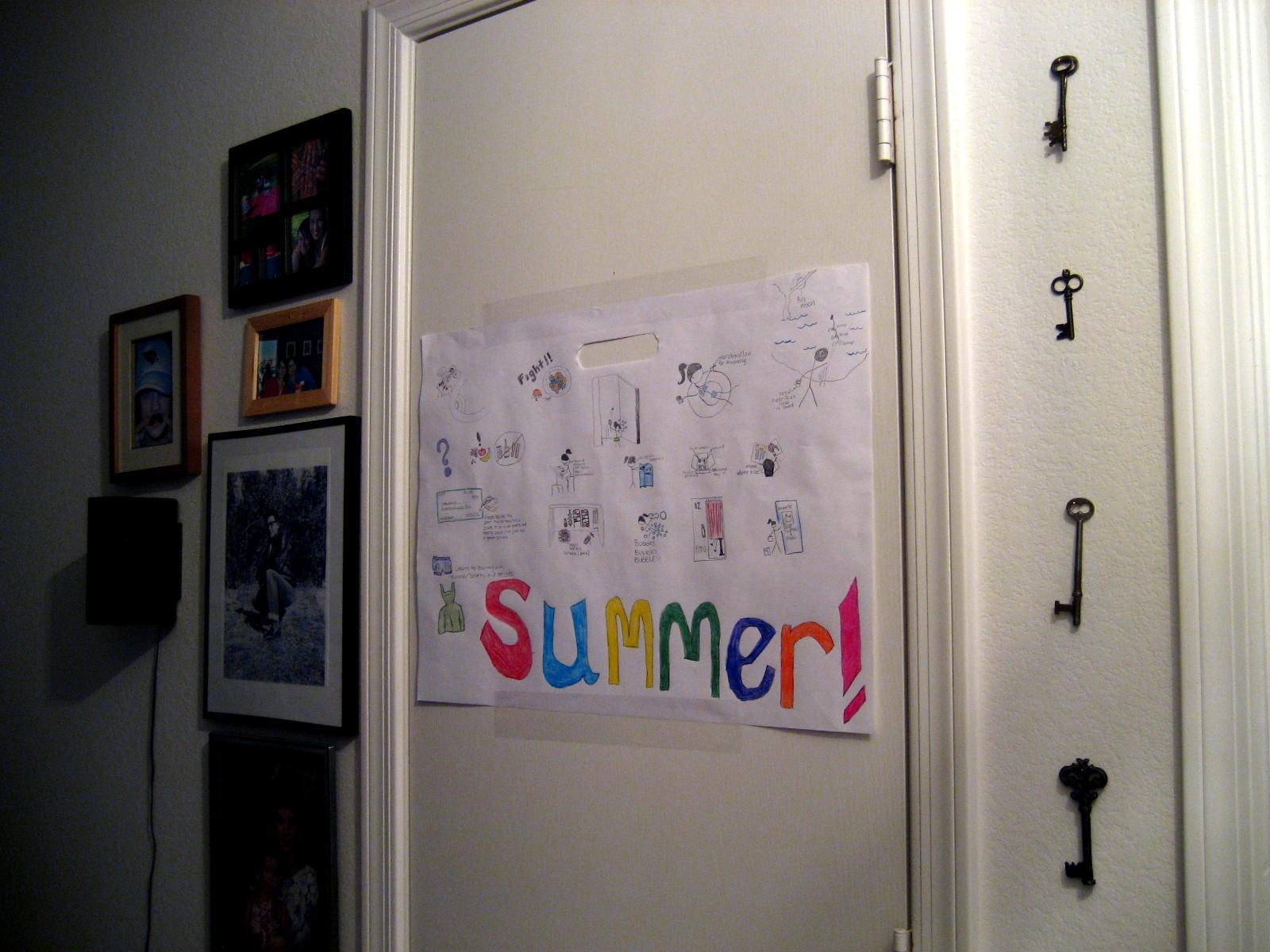 Summer List Whole