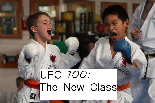 ufc 100 new class