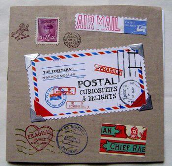 curiosities thru the mail