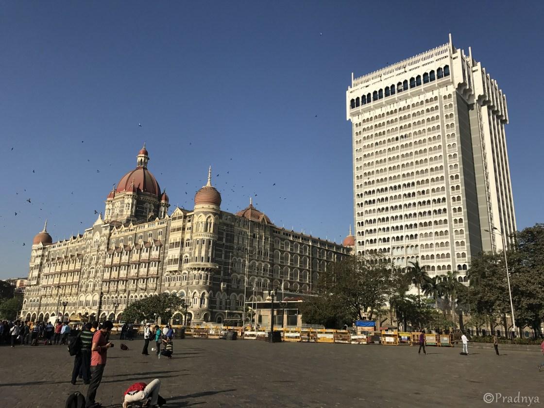 Mumbai - Taj Hotel