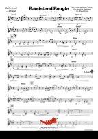Bandstand Boogie (Les Elgart) 4 Horn Bari