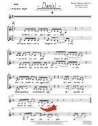 Daniel (Elton John) 4 Horn Trumpet II