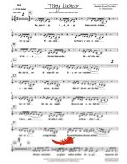 Tiny Dancer (Elton John) 4 Horn Alto