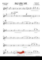 Auld Lang Syne (Free Chart) 4 Horn Alto