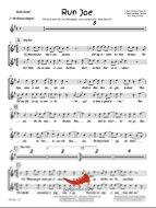 Run Joe (New Orleans Style) 4 Horn Trumpet II