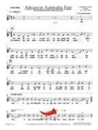 Advance Australia Fair (Freebie) 4 Horn Trumpet II