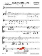 Sweet Caroline (Neil Diamond) 5 Horn 3 Brass