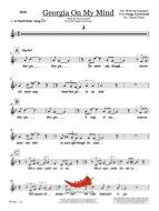 Georgia On My Mind (PepperHorn Standards) Big Band