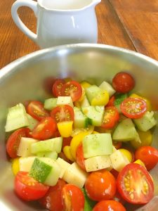 sweet summer salad-pbnb-easy