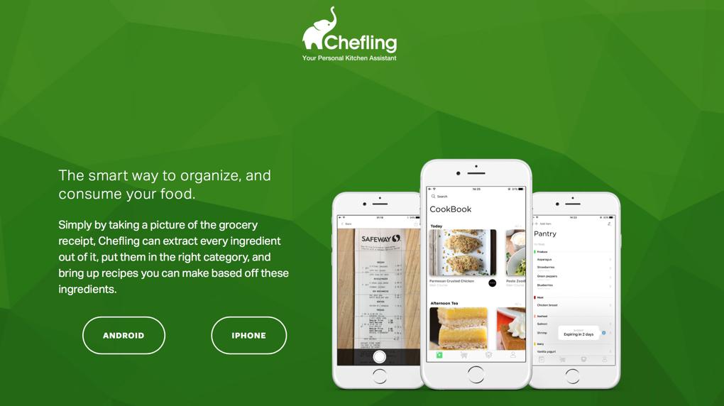 sized - Chefling