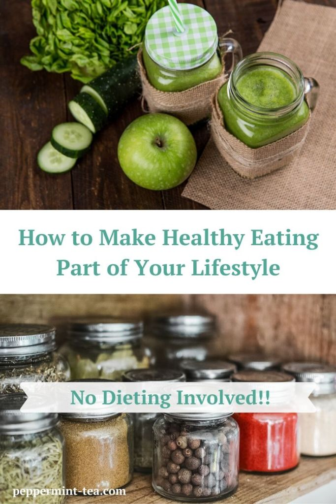 How to Make Healthy Eating Part of Your Lifestyle