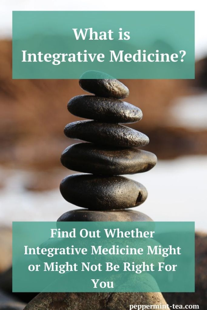 Photo of stacked stones as example of integrative medicine