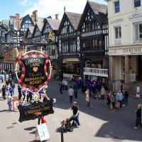 A Weekend in Chester