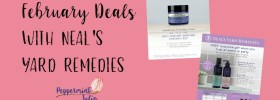 February Deals with Neal's Yard Remedies