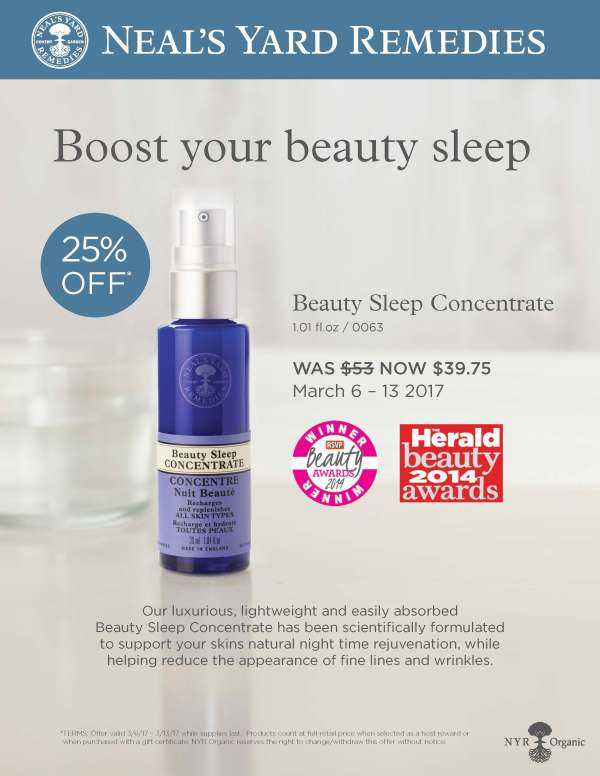 Beauty Sleep Concentrate