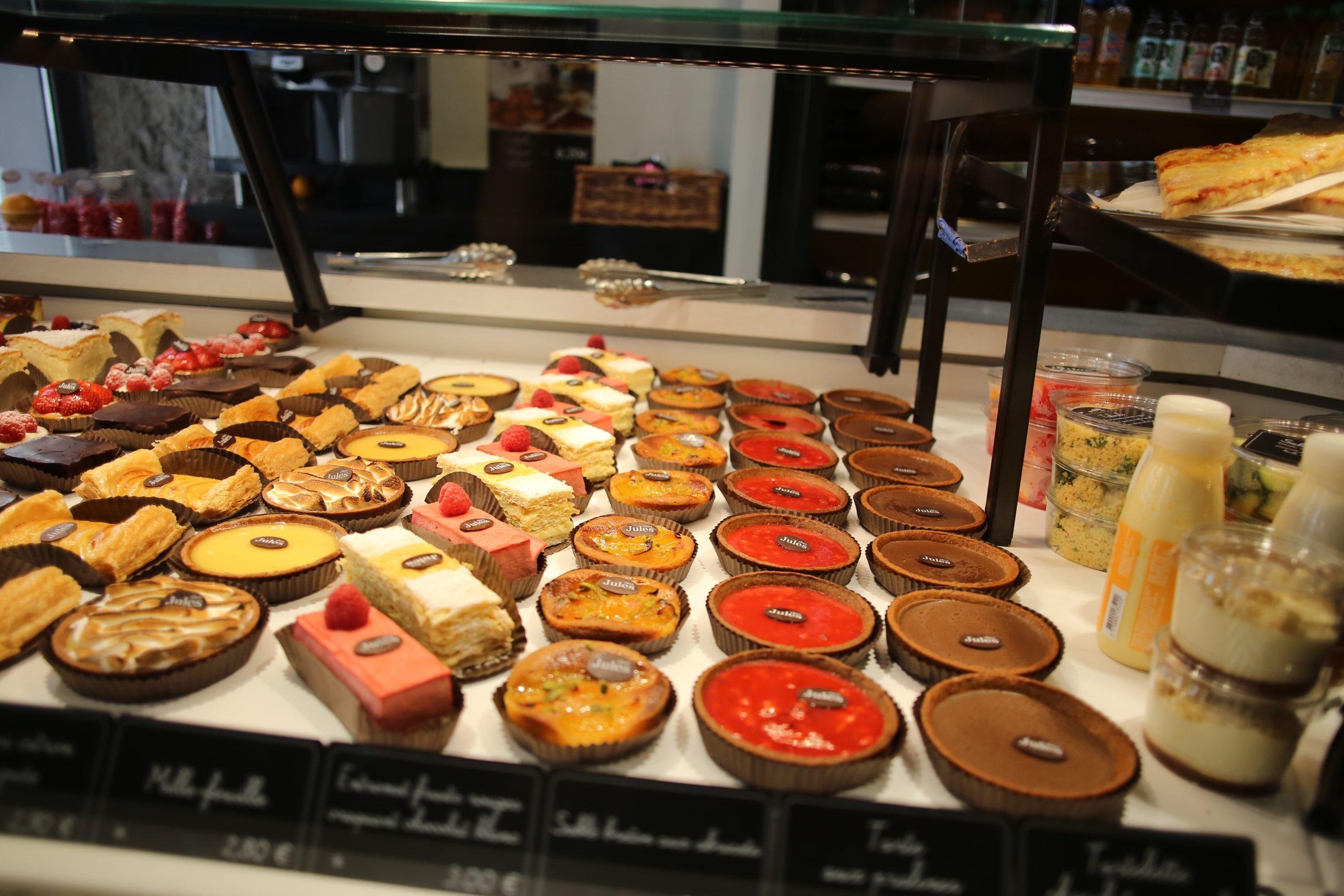 Boulangerie Chez Jules, Lyon, France