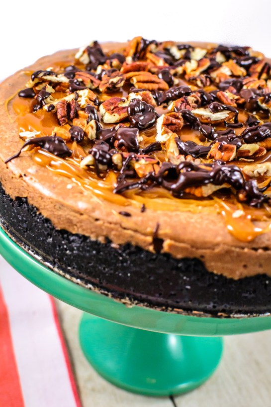 turtle-cheesecake-caramel