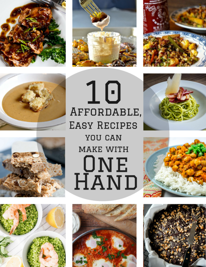10 Affordable Easy Recipes You Can Make With One Hand Peppers
