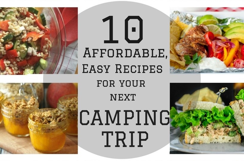 Camping essentials 10 affordable easy recipes for your next camping essentials 10 affordable easy recipes for your next camping trip peppers pennies forumfinder Choice Image