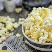 Canadian Cheddar Popcorn