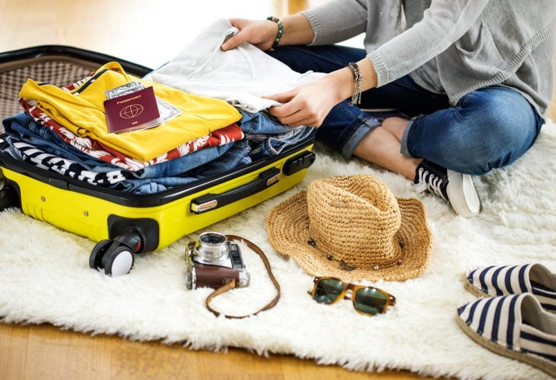 What to Bring in the Suitcase for the Exchange?