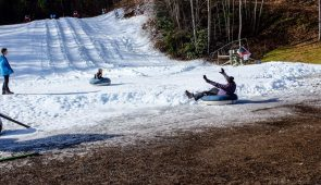Tube World in Maggie Valley NC