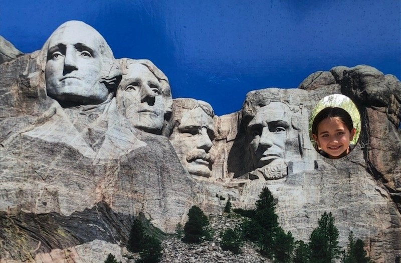 Mount Rushmore and Crazy Horse Memorial