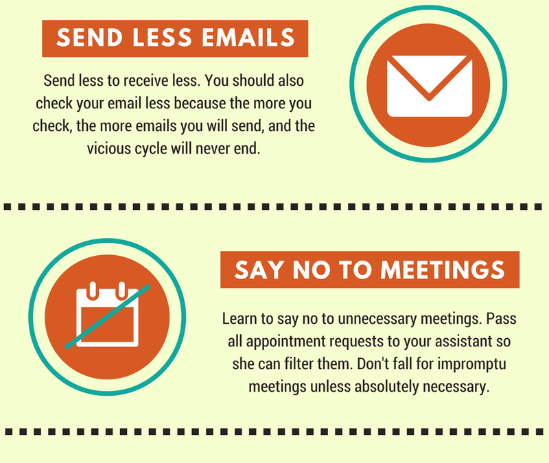 Infographic: Time Management for Small Business Owners