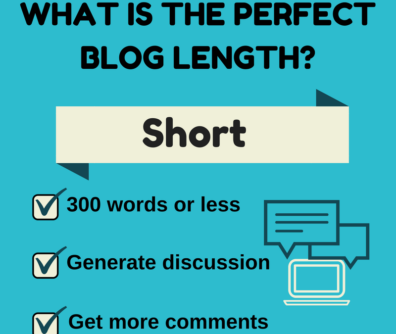 Infographic: What is the Perfect Blog Length?