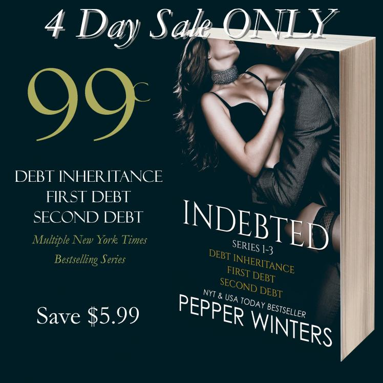 indebted sale 1