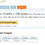 How To: Save Disk Space, Bandwidth and Load Time on Website Images Using Smushit.com