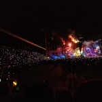 A Euphoric Evening - Coldplay @ Stockholm, Stadion. Late Summer, 2012 #1