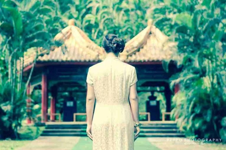 Retrato de Novia en Panamá