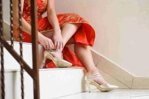 Los Zapatos de la Boda