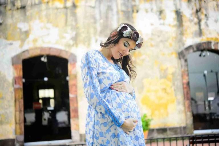 Retrato en Plaza de Francia-Maternidad-Peppophotography