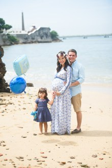 Family at the beach-Maternidad-Peppophotography