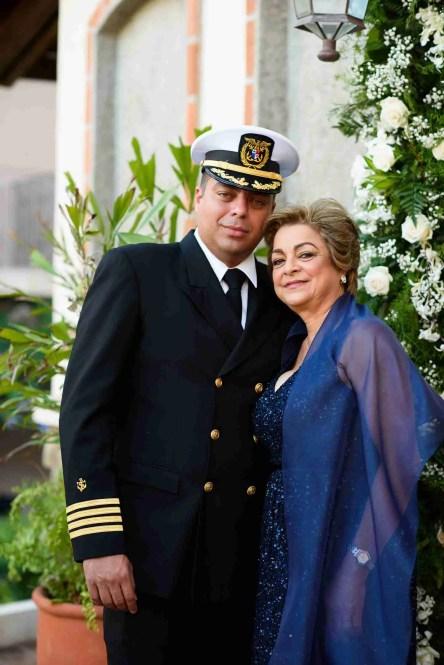 Retratos Familiares-Gretta y Bock Vibrante Boda en el Interior de Panamá
