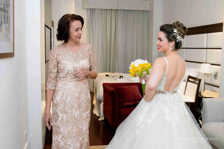 Johanna y Yal boda 2017-mama y novia
