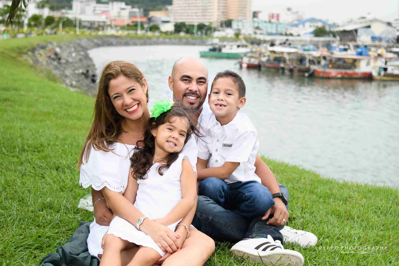 Sesiones de retratos familiares al aire libre