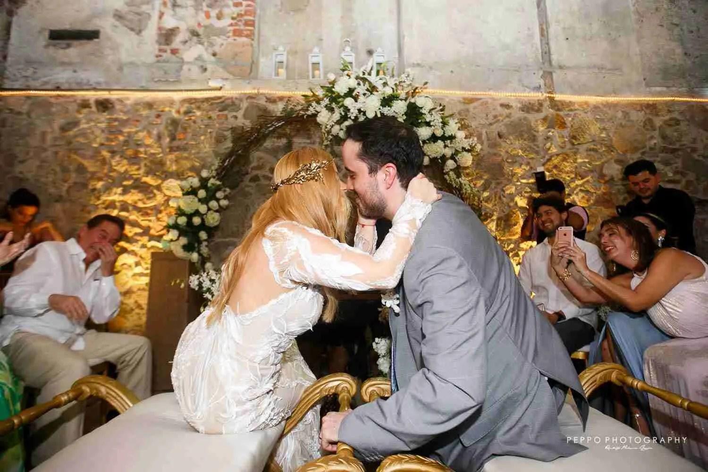 Feliciades a los nuevos esposos Cortizo Palacios