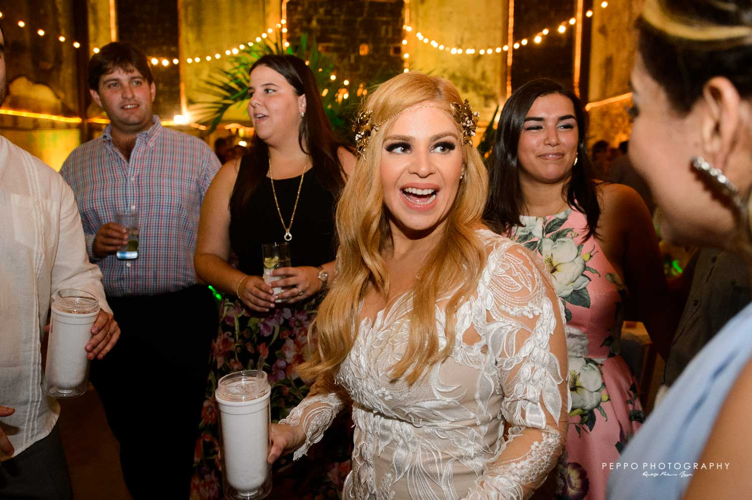 Johanna dancing bride