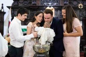 Ya estas bautizado, Rafael!