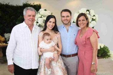 Los Abuelos Maternos Con Rafael